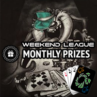 VGN Weekend League November 2019 Prizes